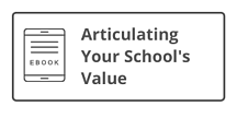 eBook: Articulating Your School's Value