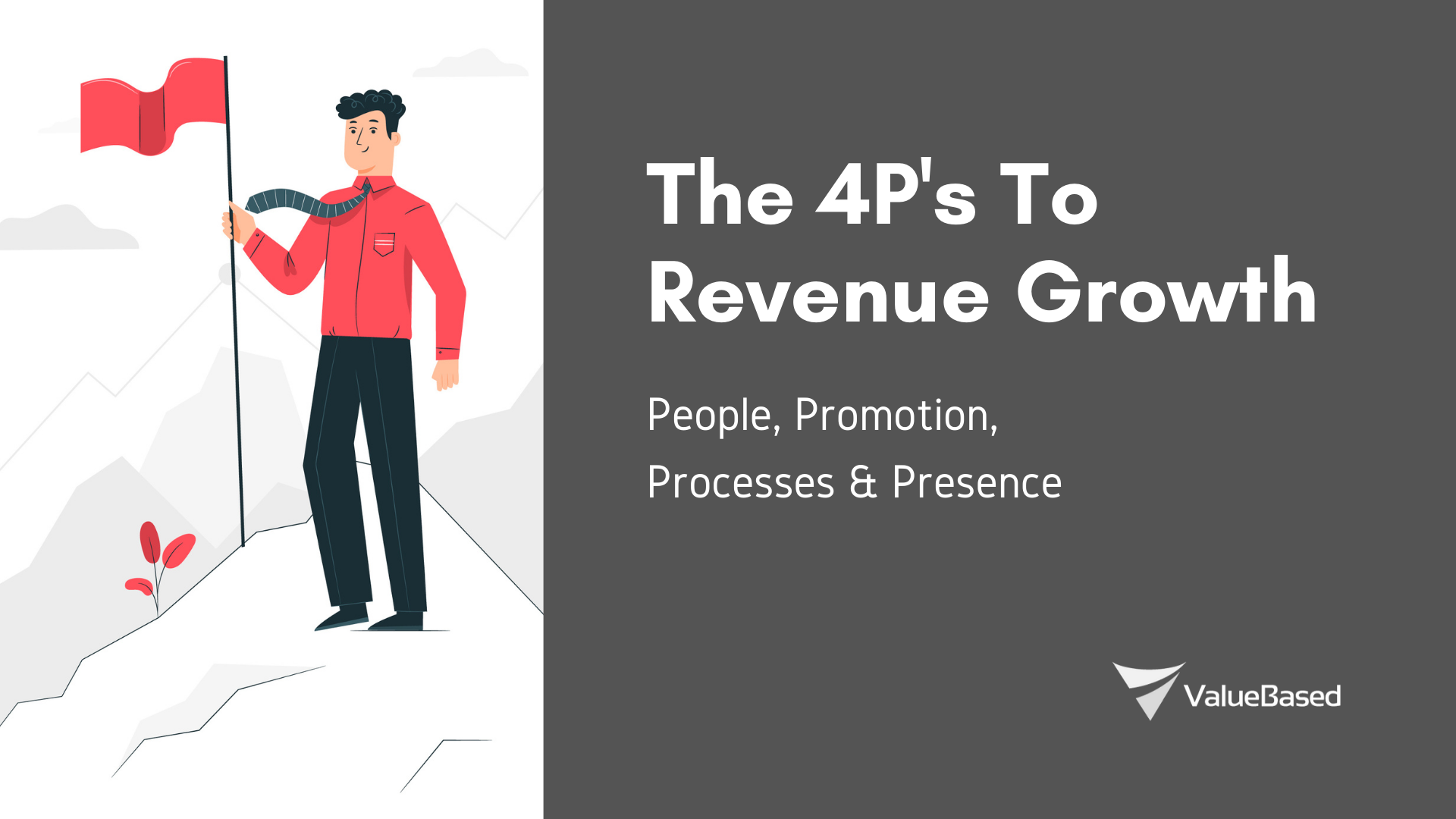 The 4P's To Revenue Growth