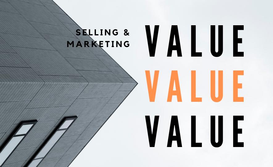 Selling & Marketing Value
